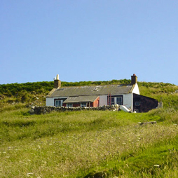 Hestan Island Cottage, Solway Firth