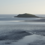 Hestan Island in the Solway Firth