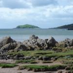 Hestan Island From Rockcliffe Beach