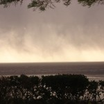 Storm Brewing over Solway, Hestan Island